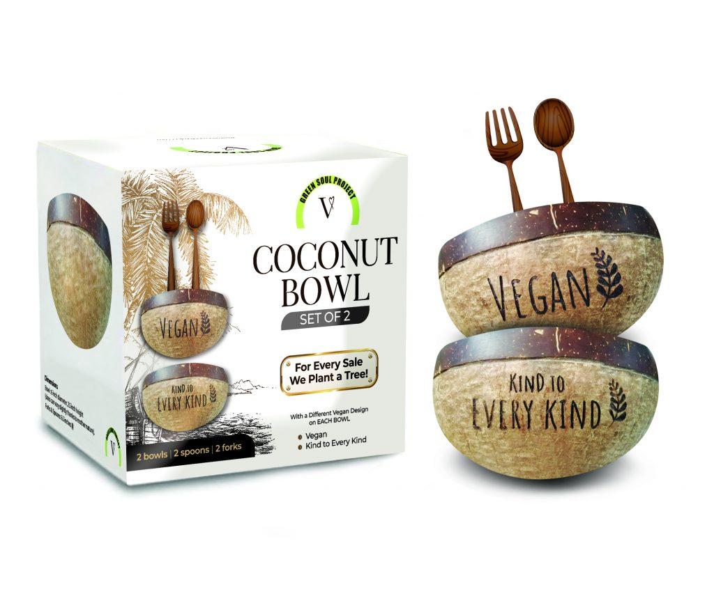 Vegan Coconut Bowl